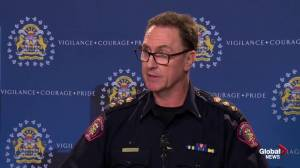 Calgary police release statement on Auburn officer-involved shooting