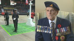 Second World War veteran remembers D-day like it was yesterday