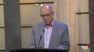 Stephen Mandel highlights opportunity, fairness and tolerance in closing statement (00:44)