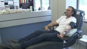 National blood donor week kicks off drive for more donors