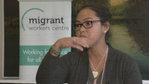 Migrant caregivers calling on Ottawa for a better program