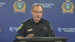 Four injured in explosion 'innocent parties': Winnipeg police