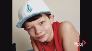 Family of Airdrie boy who died by CO poisoning speaks about 'their gorgeous angel in heaven'
