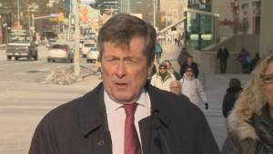 Tory taps 10 intersections as traffic 'hotspots'