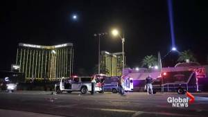 Off-duty cop details how he and others escaped Stephen Paddock's rain of bullets