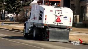 Calgary Parking Authority issues more than 3,000 street sweeping tickets in 3 days