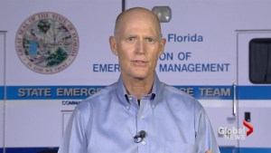 Hurricane Irma: Florida governor warns storm will be 'way bigger' than Hurricane Andrew