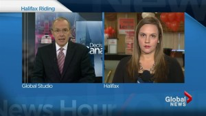 Federal Election 2015: Halifax riding has NDP and Liberals running neck and neck
