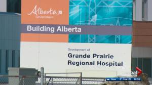 Grande Prairie Hospital sub-contractor says it's owed $26M