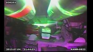 Court exhibit video shows bomb robot detonating explosive at Washington Avenue scene