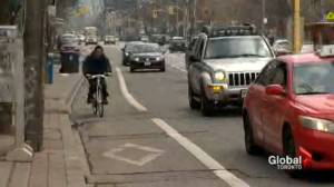Professor designs app letting cyclists find cleanest routes throughout Toronto