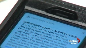 Many Nova Scotians didn't receive EMO's emergency text