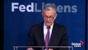 Powell: Fed will act 'as appropriate' in face of trade, other risks