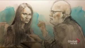 Dellen Millard's ex-girlfriend completes testimony in Bosma murder trial