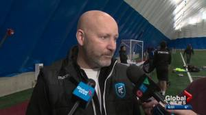 FC Edmonton prepares for CPL debut on Saturday