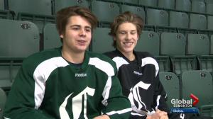 Rookies help bring success to Sherwood Park Crusaders