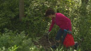 Oshawa woman takes pride in keeping neighborhood park clean