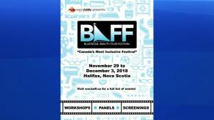 Bluenose-Ability Film Festival showcases disability and cultural diversity