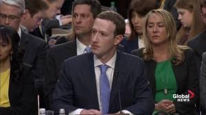 Zuckerberg says app developer Kogan sold data to other firms besides Cambridge Analytica