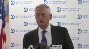 'We are ready – I don't tell the enemy what I'm going to do': Mattis