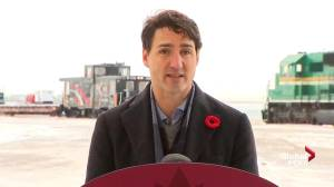 Trudeau announces 10% carbon tax 'top-up' for people in remote areas