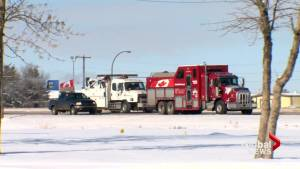 Alberta convoy heads east to promote jobs and pipelines