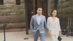 Jacob Hoggard in court for preliminary hearing (01:41)