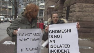 Ghomeshi arrives for 6th day of trial, Crown argues to hear new witness