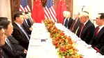 Trump, Xi, discuss US-China relations and passing of passing of  George H. W. Bush at G20 dinner