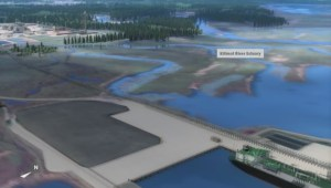 Reports indicate that the Kitimat LNG project is getting the green light