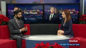 Previewing 2017 in review interview with Edmonton Mayor Don Iveson