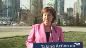 Presser: Christy Clark announces new B.C. real estate regulations