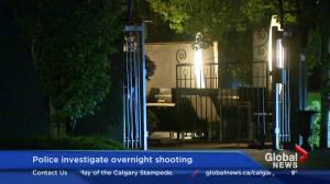 Two men suffer gunshot wounds overnight in Calgary