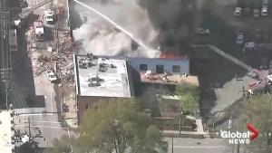 Investigators exploring causes behind explosion in Durham, NC