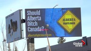 Should Alberta 'ditch Canada?'