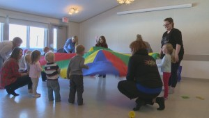 Roving gym program proves to be attractive option for Lethbridge children