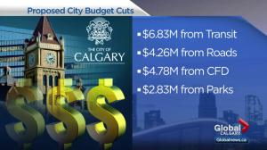 Nenshi takes a 'guess' at 0.8 to 1% tax increase on day 1 of budget talks