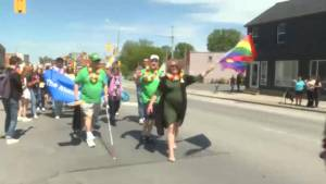 Hundreds turn out for Kingston Pride Parade