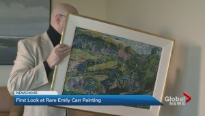 Rare Emily Carr painting to go on display