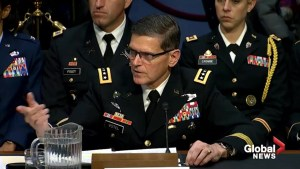 Top general 'not consulted' on Trump's plan to withdraw troops from Syria