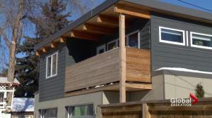 Are garage suites gaining popularity in Saskatoon?