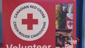 Red Cross says volunteers needed after New Brunswick flooding