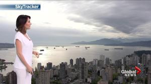 BC Evening Weather Forecast: May 2
