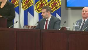 Nova Scotia moves ahead with education overhaul, makes some concessions to union (02:08)
