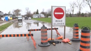 Proactive plan for Belleville flooding