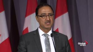 Sohi announces government's next steps on Trans Mountain expansion