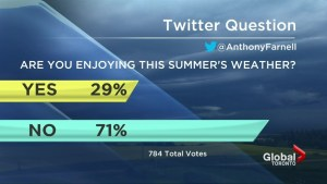Summer enthusiasts ask Anthony Farnell for the cold, hard truth about the weather