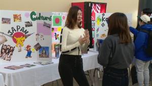 International students showcase culture at University of Lethbridge 'living library'