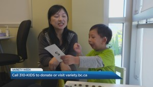 Variety Week 2018: Young boy with Speech Apraxia finds his voice thanks to Variety