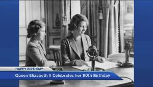 Celebrating the Queen's most memorable moments on her 90th birthday